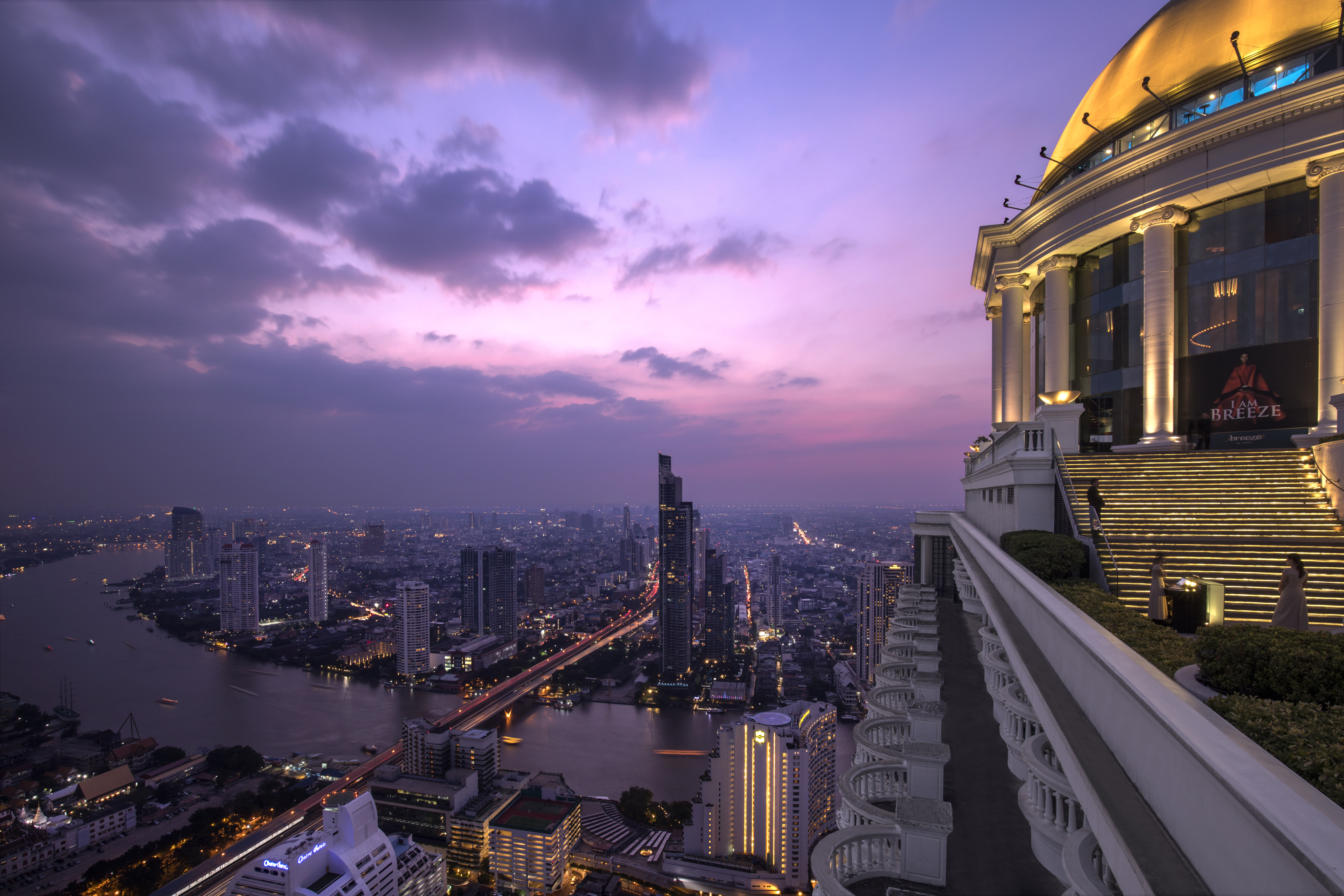 lebua at State Tower, Bang Rak