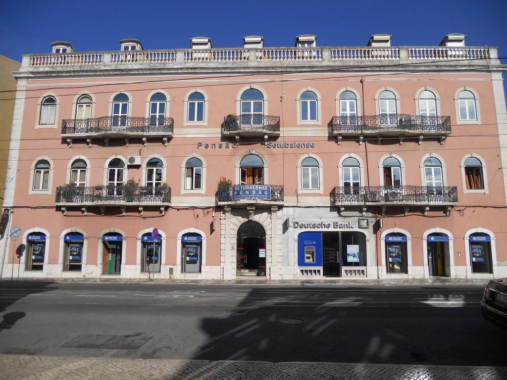 Setubalense Pensão, Lisboa