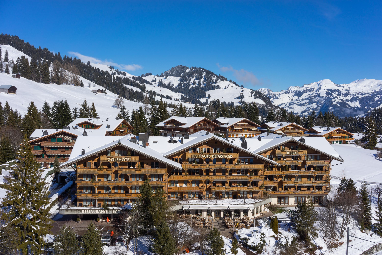 Golfhotel Les Hauts De Gstaad, Saanen