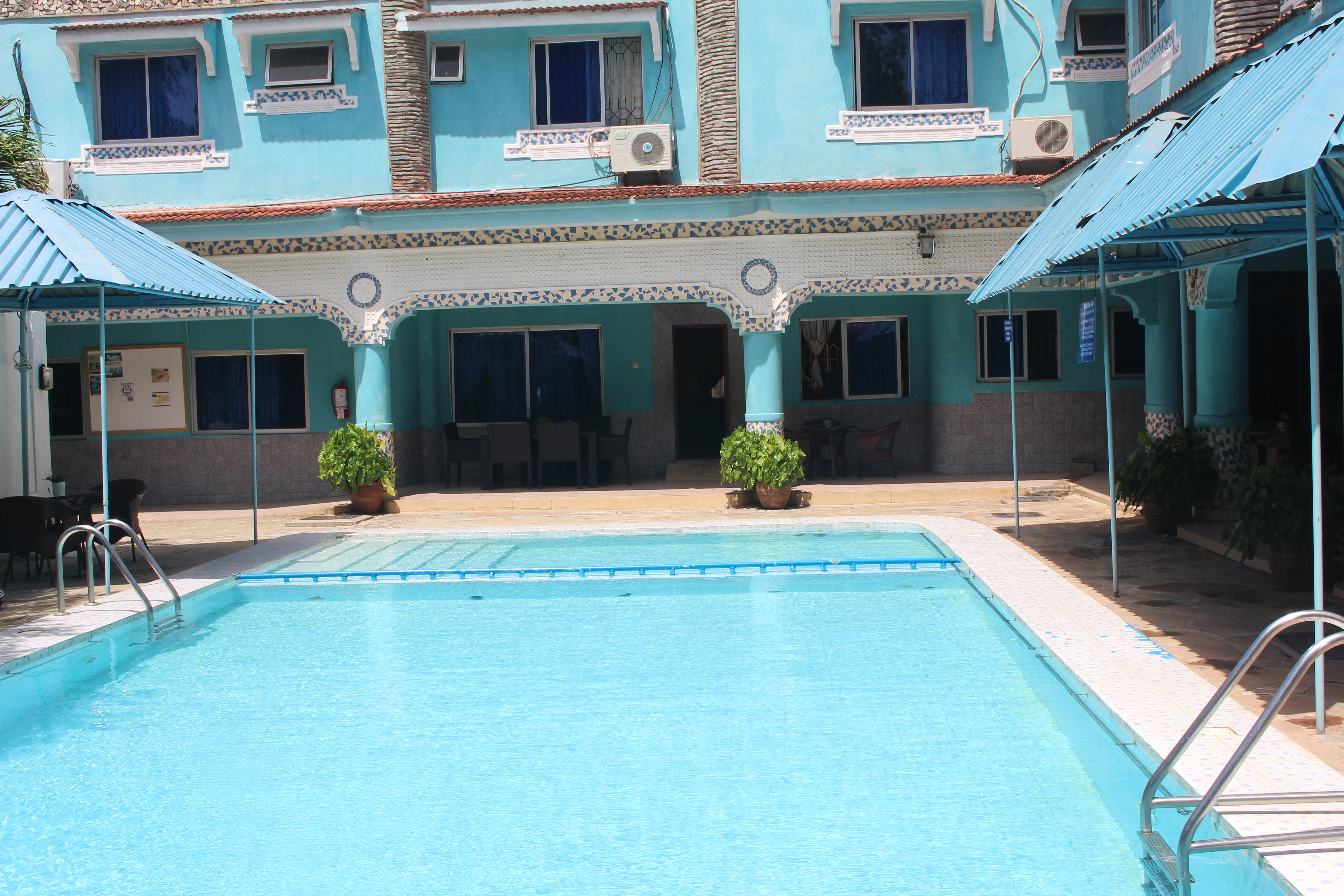 Chamiachi Luxury Apartments, Mvita