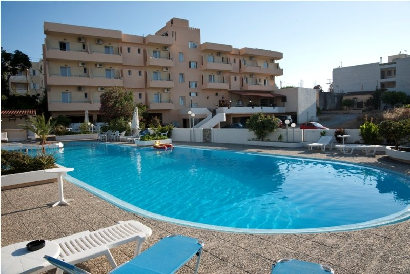 Albatros Hotel, Crete
