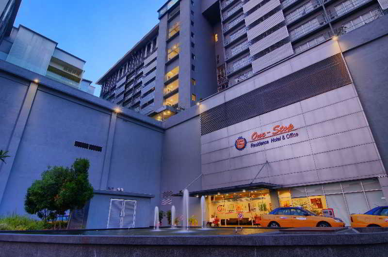 One-Stop Residence & Hotel,PUDU HUJUNG