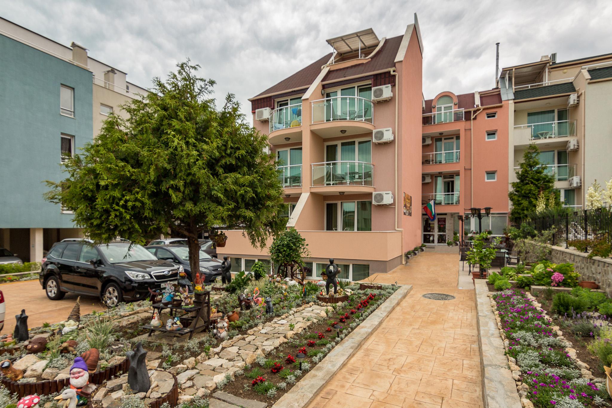 Family Hotel Venera, Nesebar