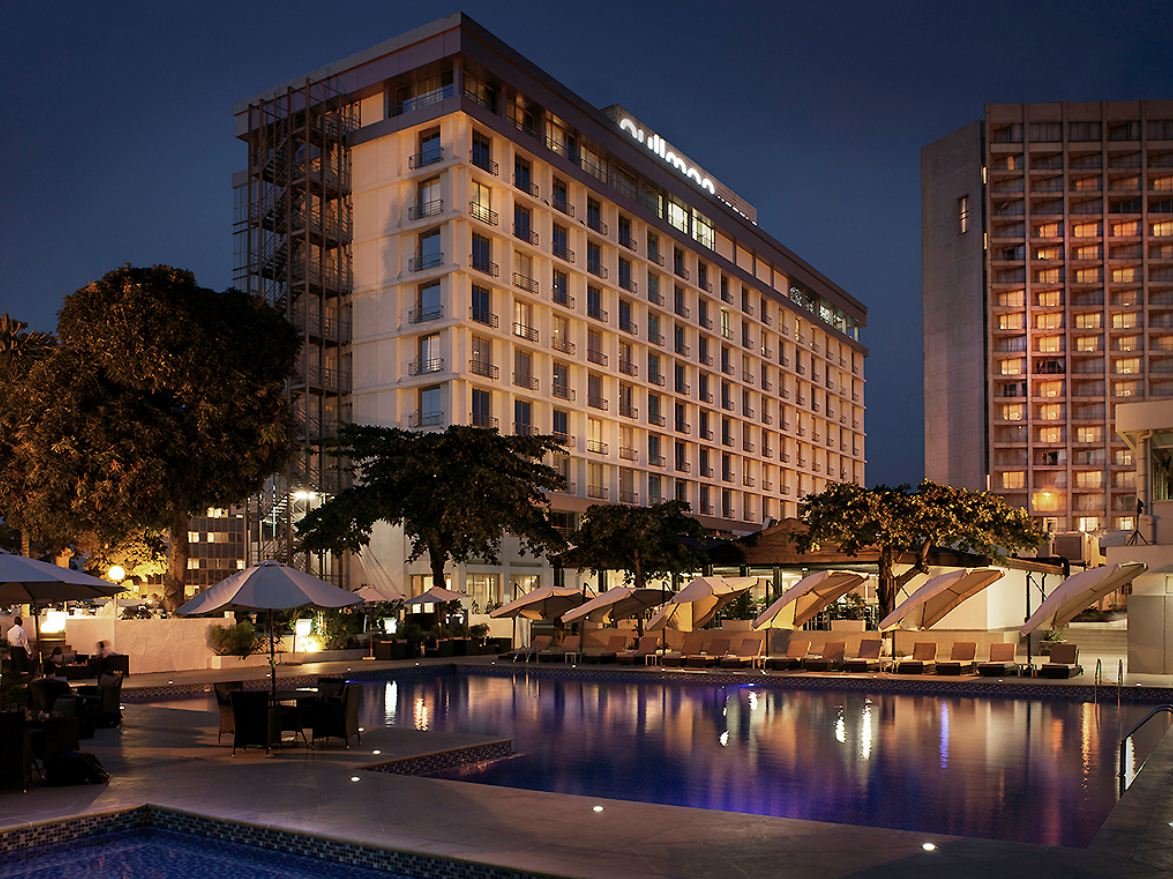 Pullman Grand Hotel Kinshasa, Kinshasa