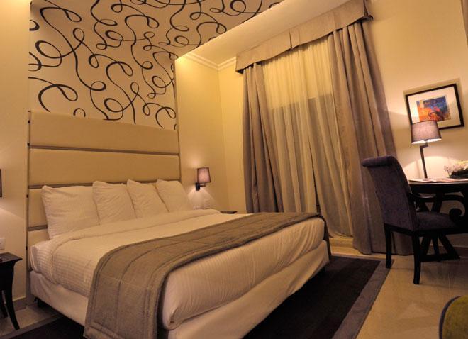 Il Palazzo Hotel & Suites, Wadi Essier