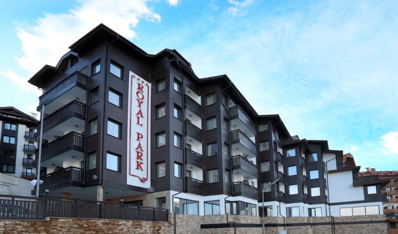 Royal Park Apartments, Bansko