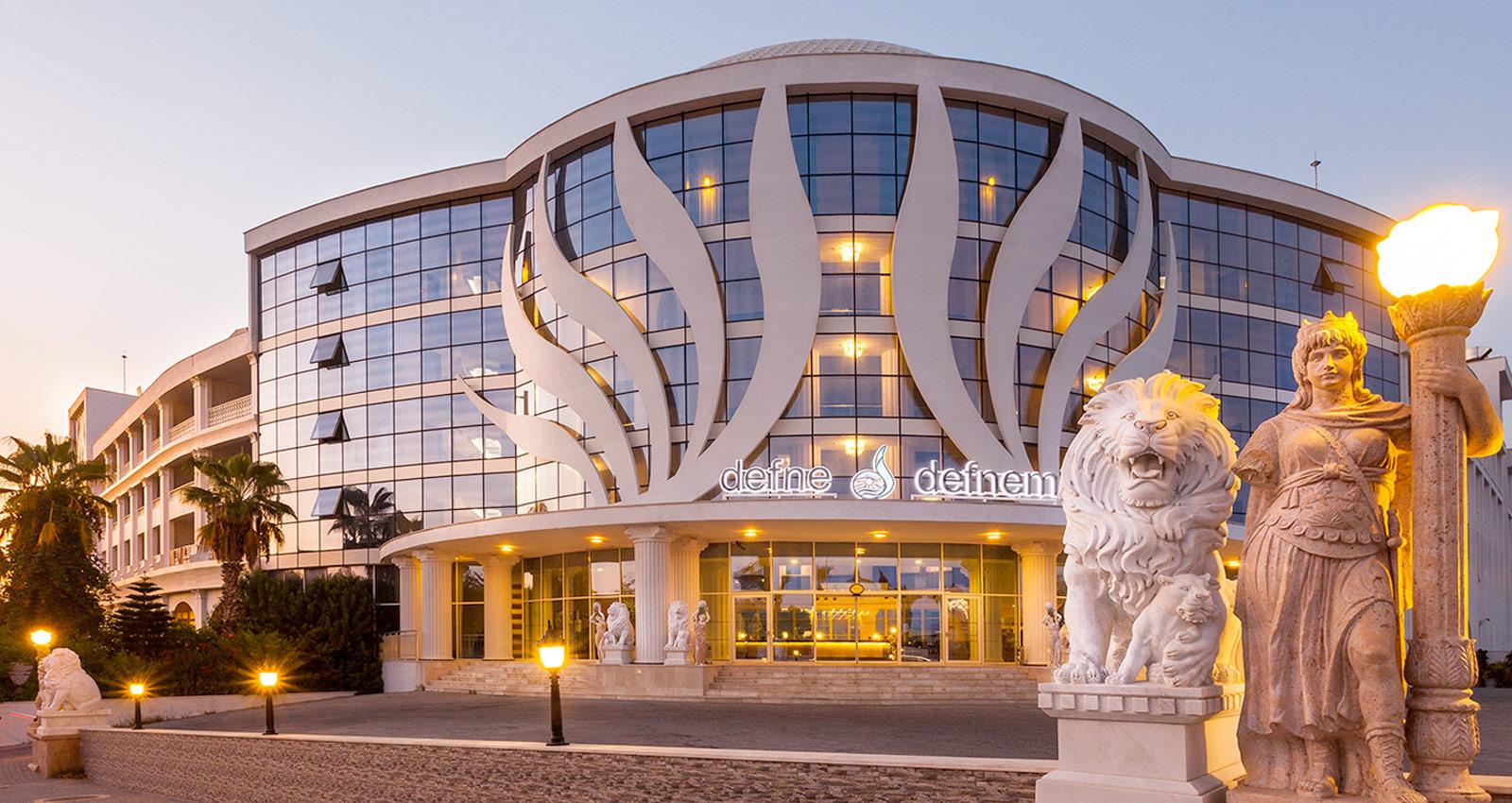 Defne Defnem Hotel, Manavgat