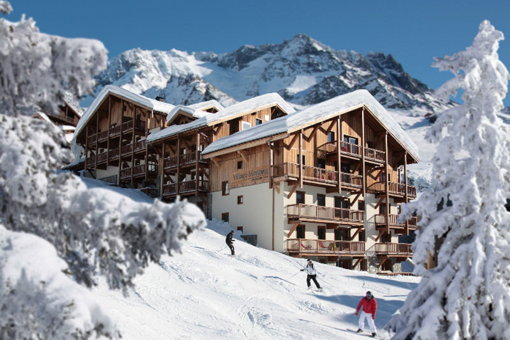 Résidence Montana Plein Sud, Savoie
