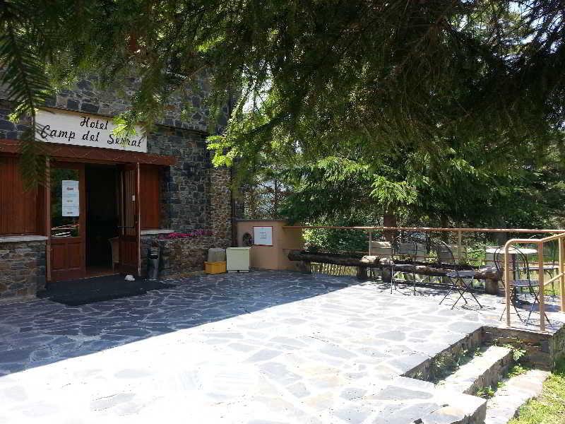 Camp Del Serrat,