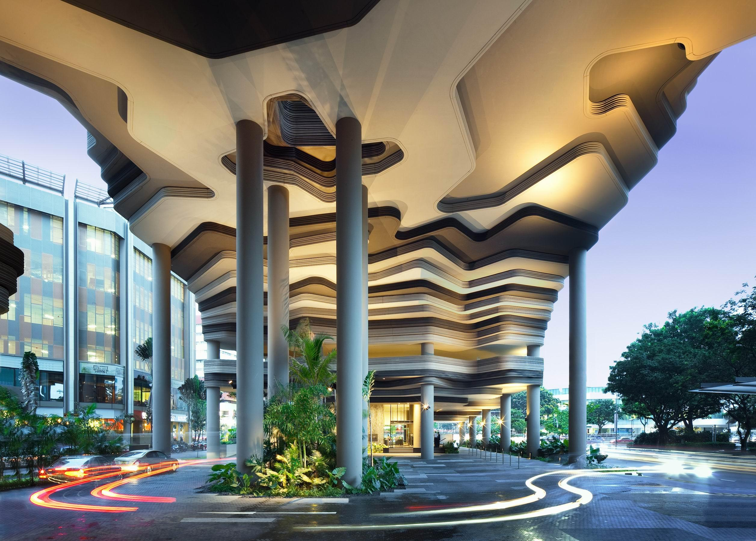 PARKROYAL on Pickering, Outram