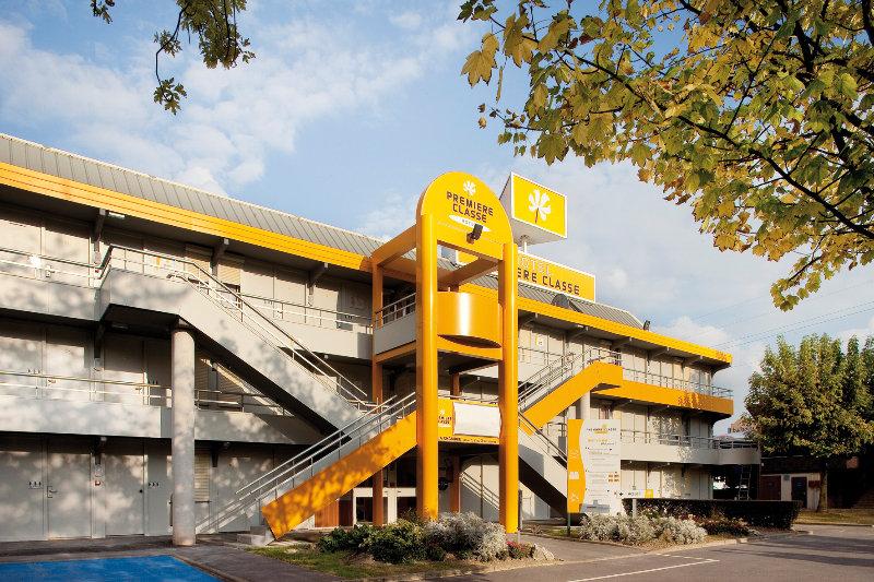 Premiere Classe Villepinte - Parc Des Expositions