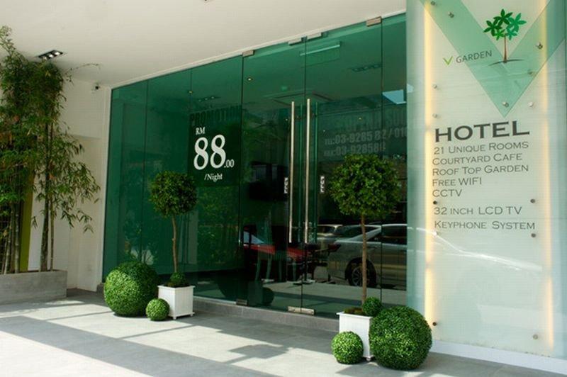 Capital O 477 V Garden Hotel, Kuala Lumpur