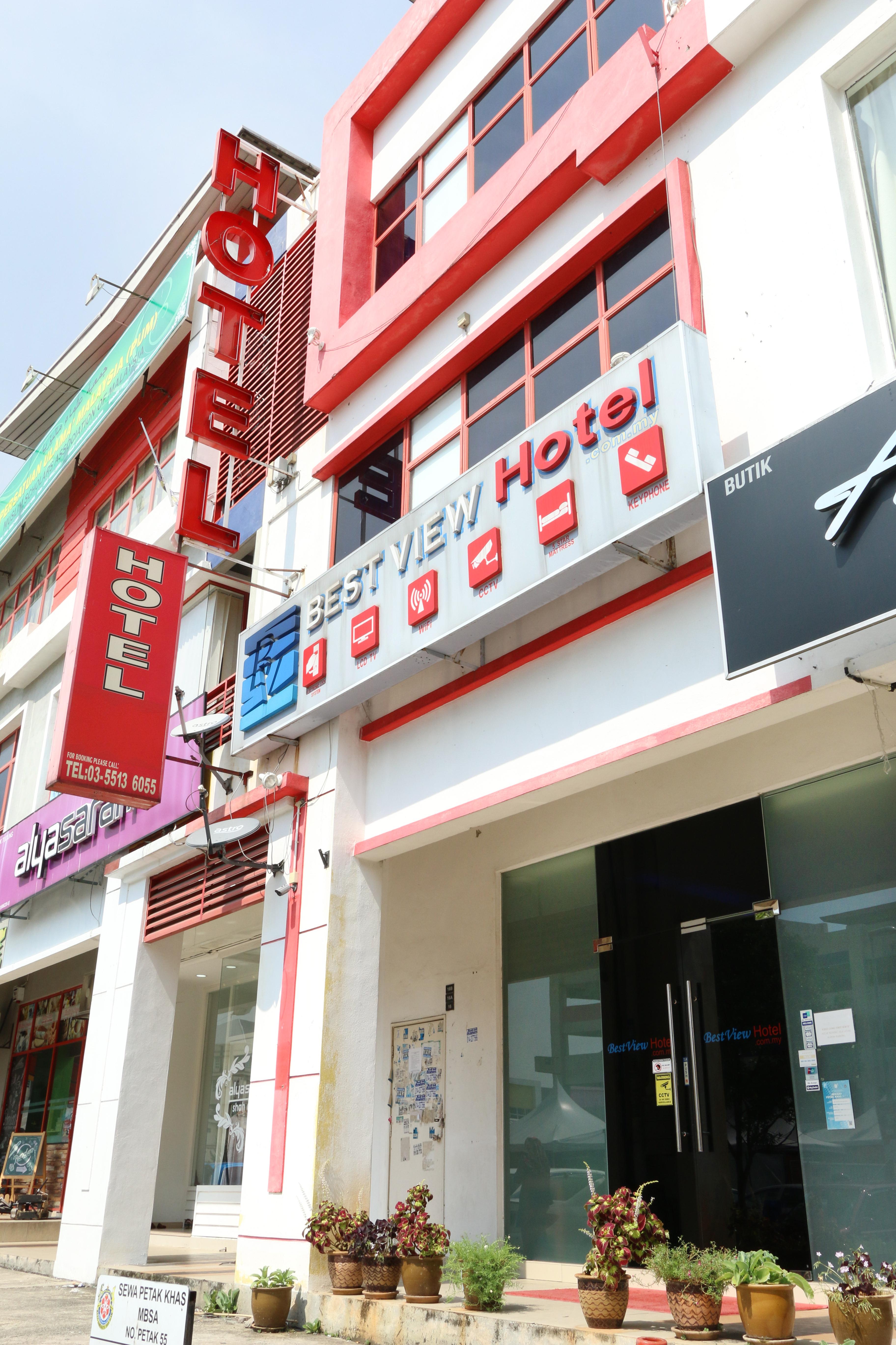 Best View Hotel Shah Alam @ UITM, I-City & Hospital, Kuala Lumpur