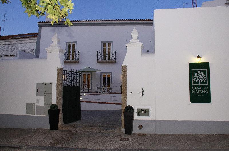 Casa do Plátano, Arraiolos