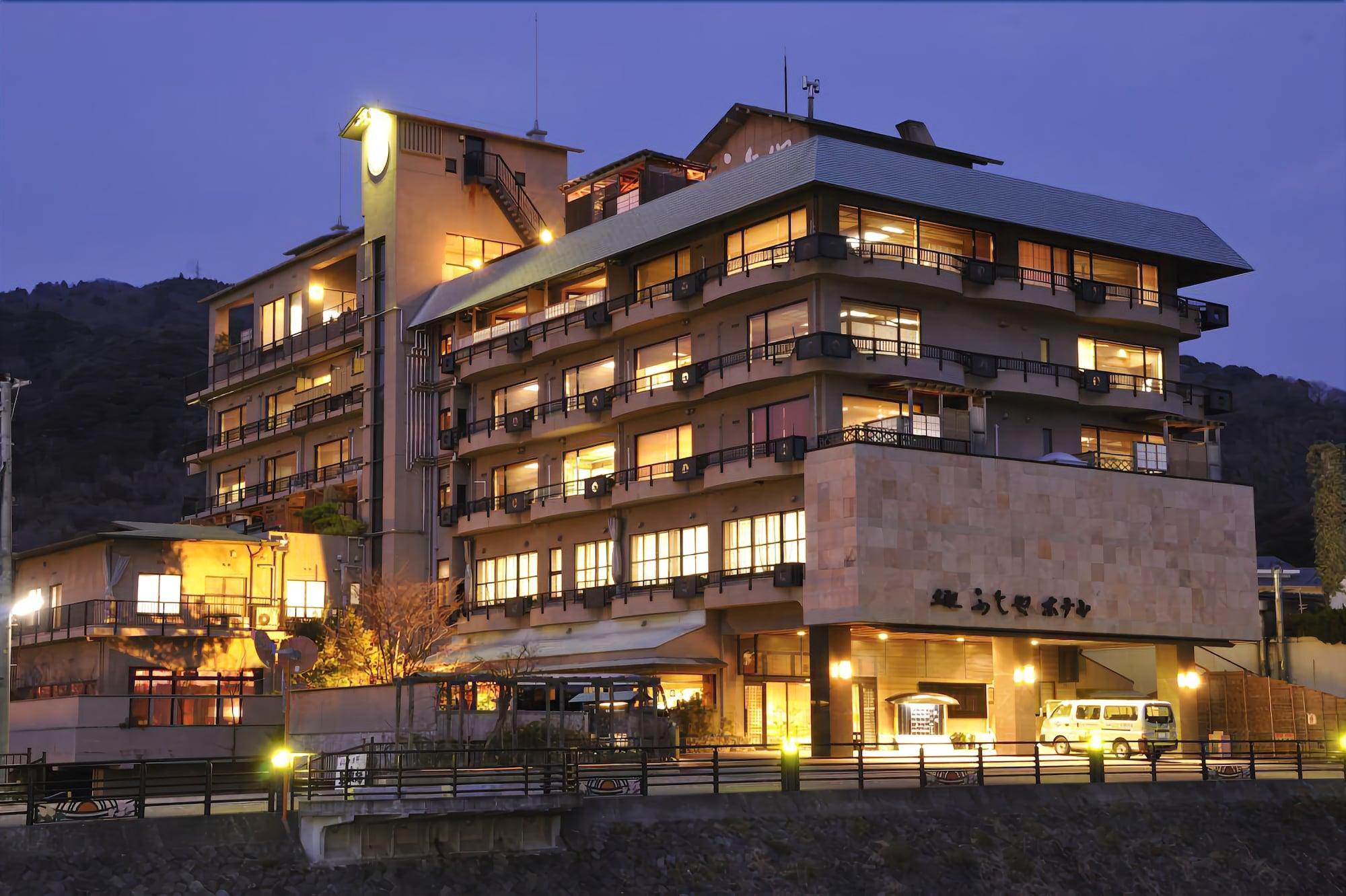 Toi Fujiya Hotel, Izu