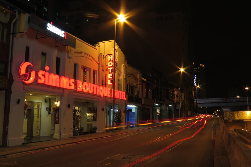 Simms Boutique Hotel, Kuala Lumpur