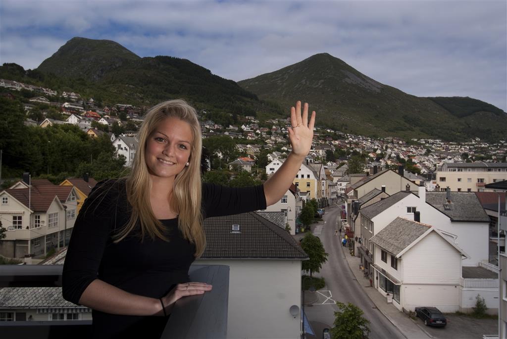 Thon Hotel Maloy, Vågsøy