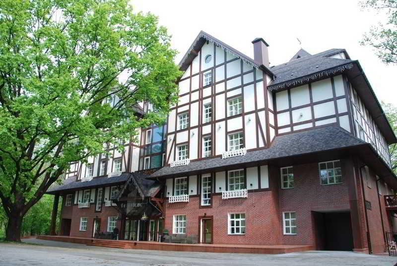 Park-Hotel Golosievo, Holosiïvs'kyi