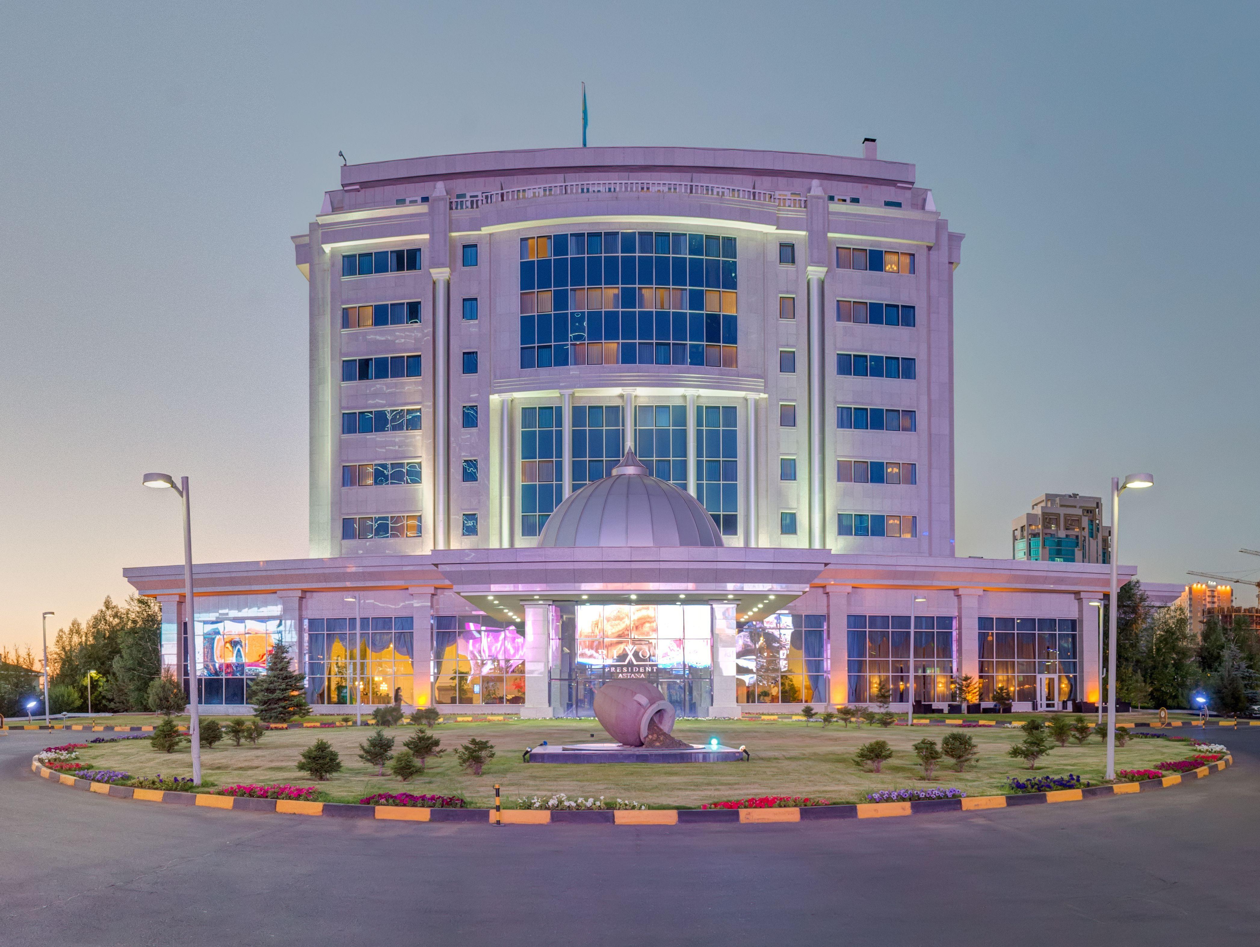 Rixos President Astana Hotel, Tselinogradskiy