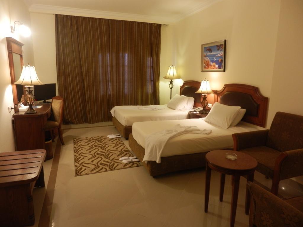 Coral Hills Resort Marsa Alam - All Inclusive, Al-Qusayr