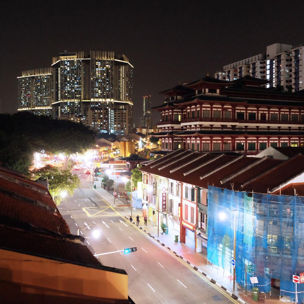 5footway.inn Project Chinatown 2, Outram