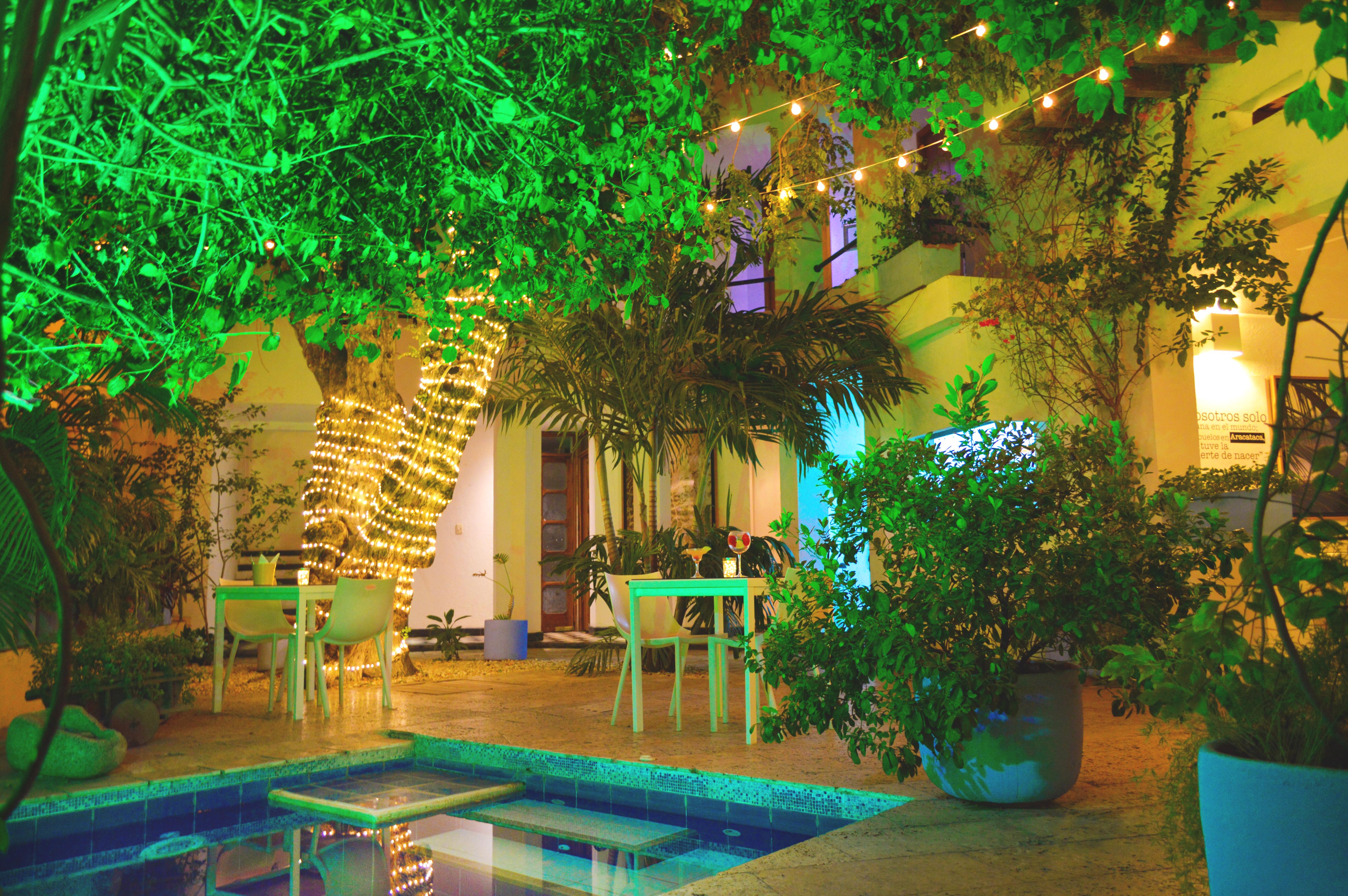 La Casa del Farol Hotel Boutique, Santa Marta (Dist. Esp.)