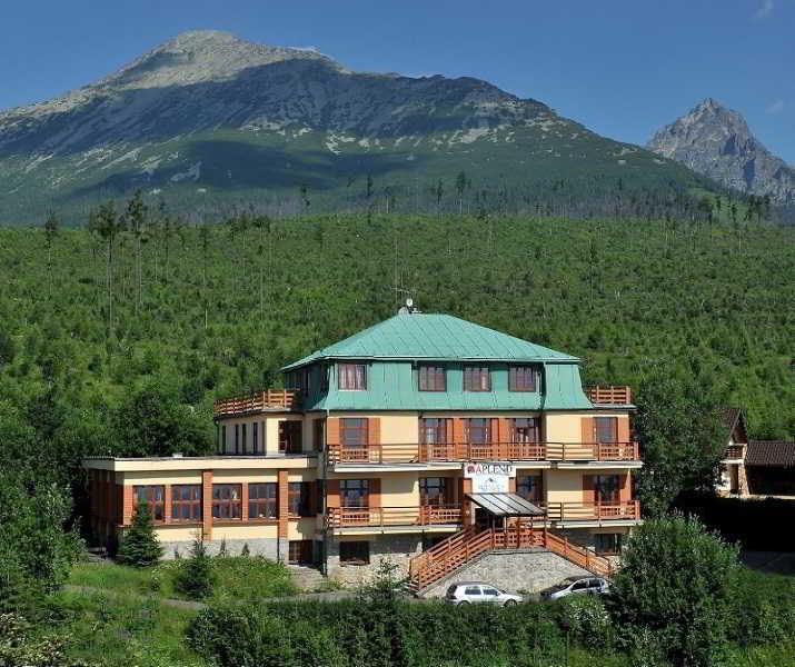 Aplend Mountain Resort, Poprad