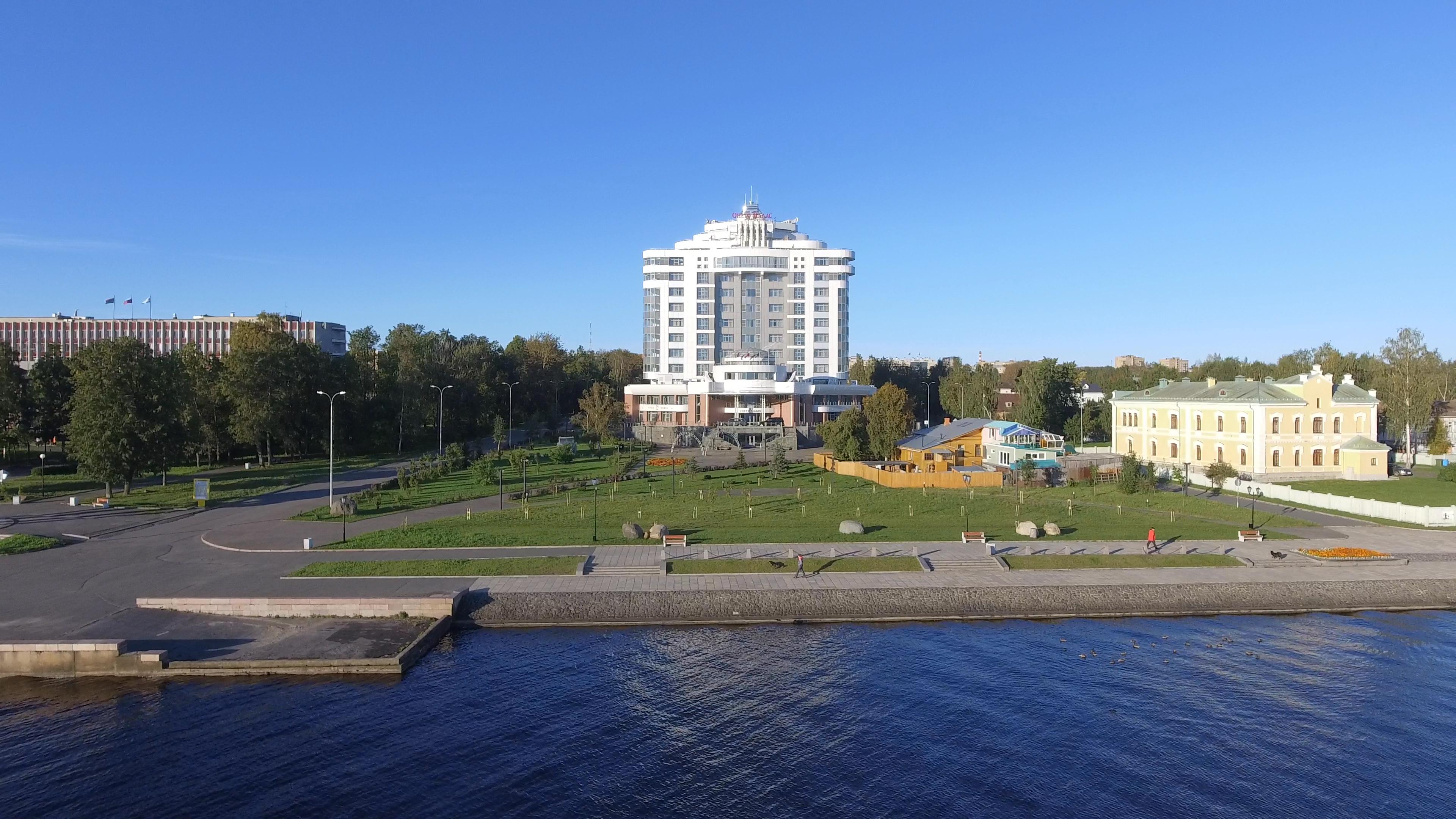 Cosmos Petrozavodsk Hotel, Prionezhskiy rayon