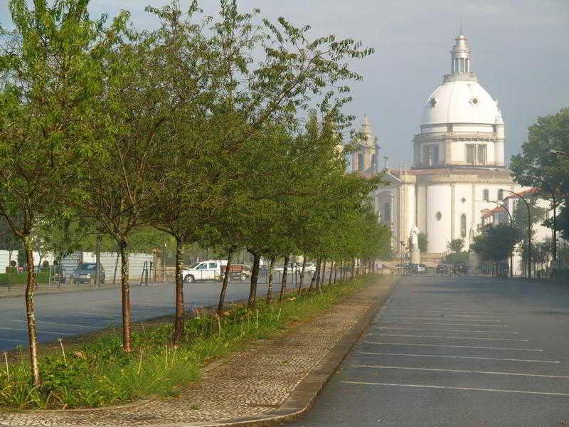 Joao Paulo II, Braga