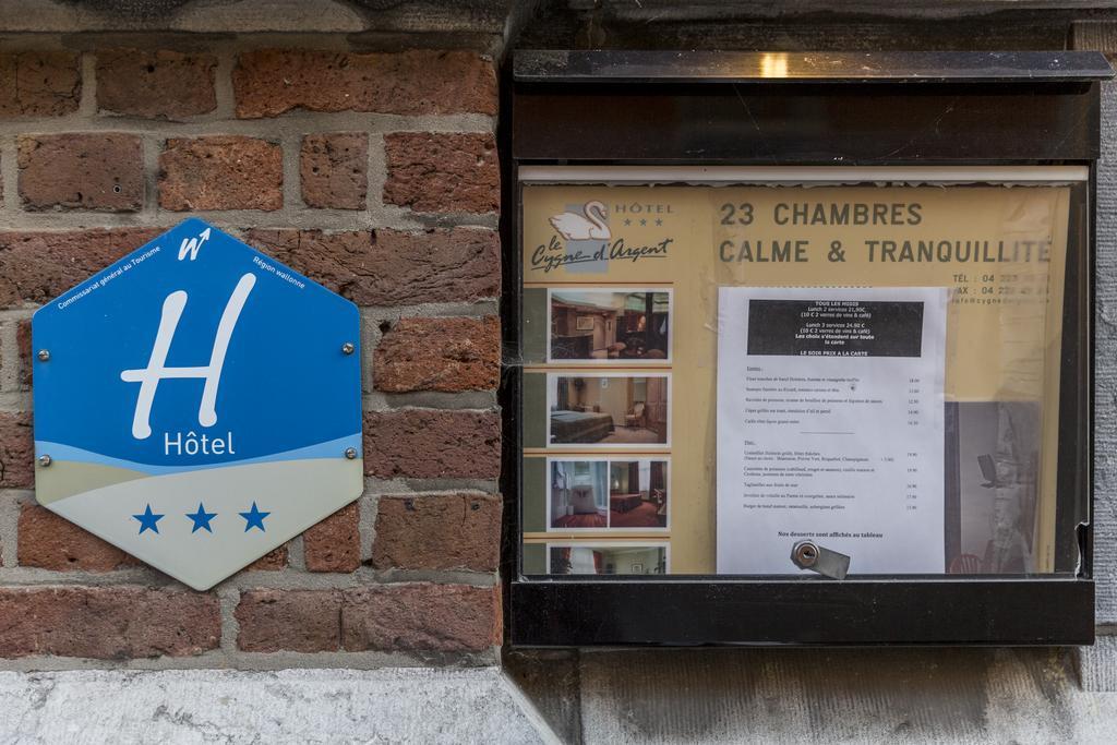 Hotel Le Cygne d'Argent, Liège