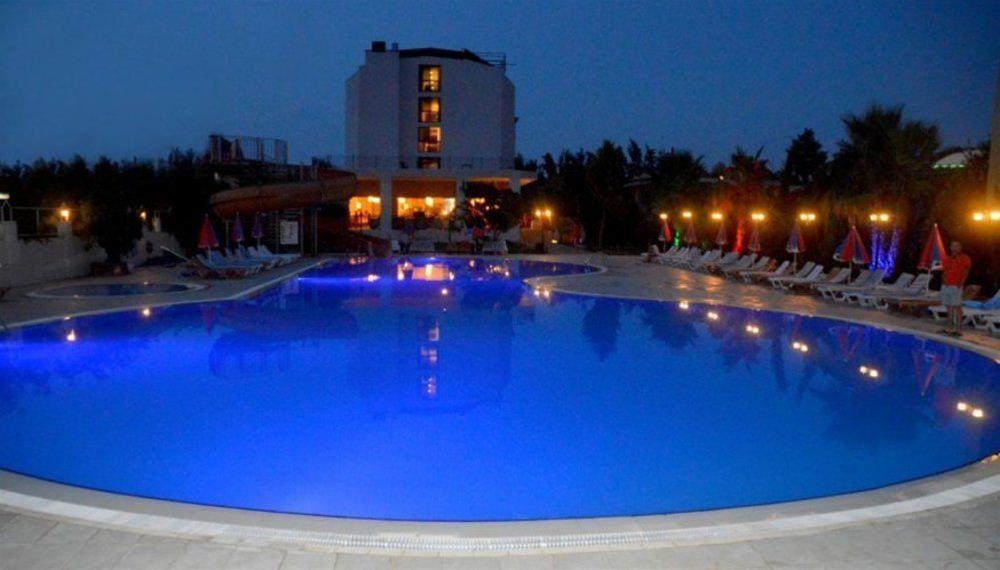 Magic Sun Hotel, Merkez