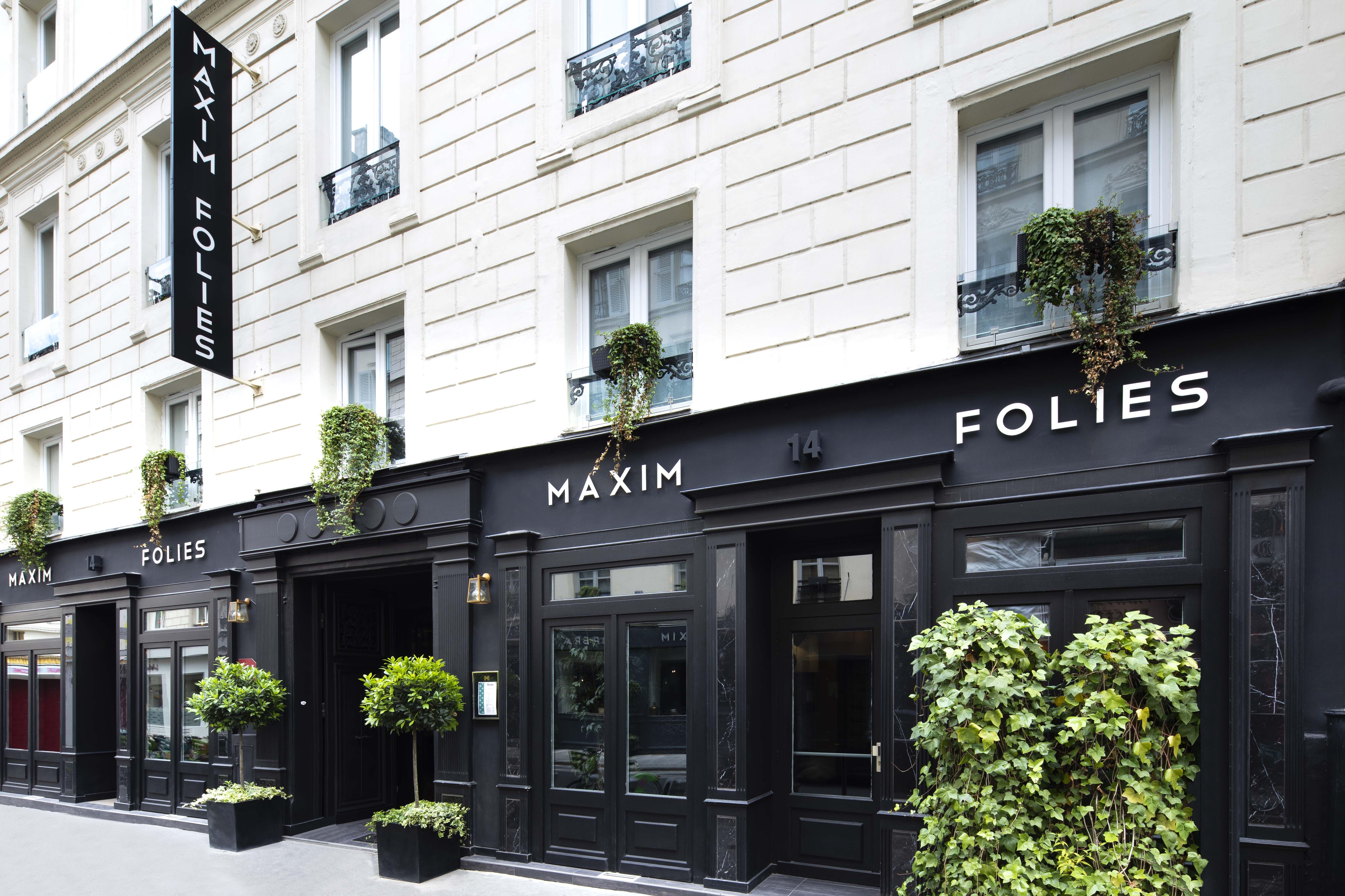 Maxim Folies, Paris