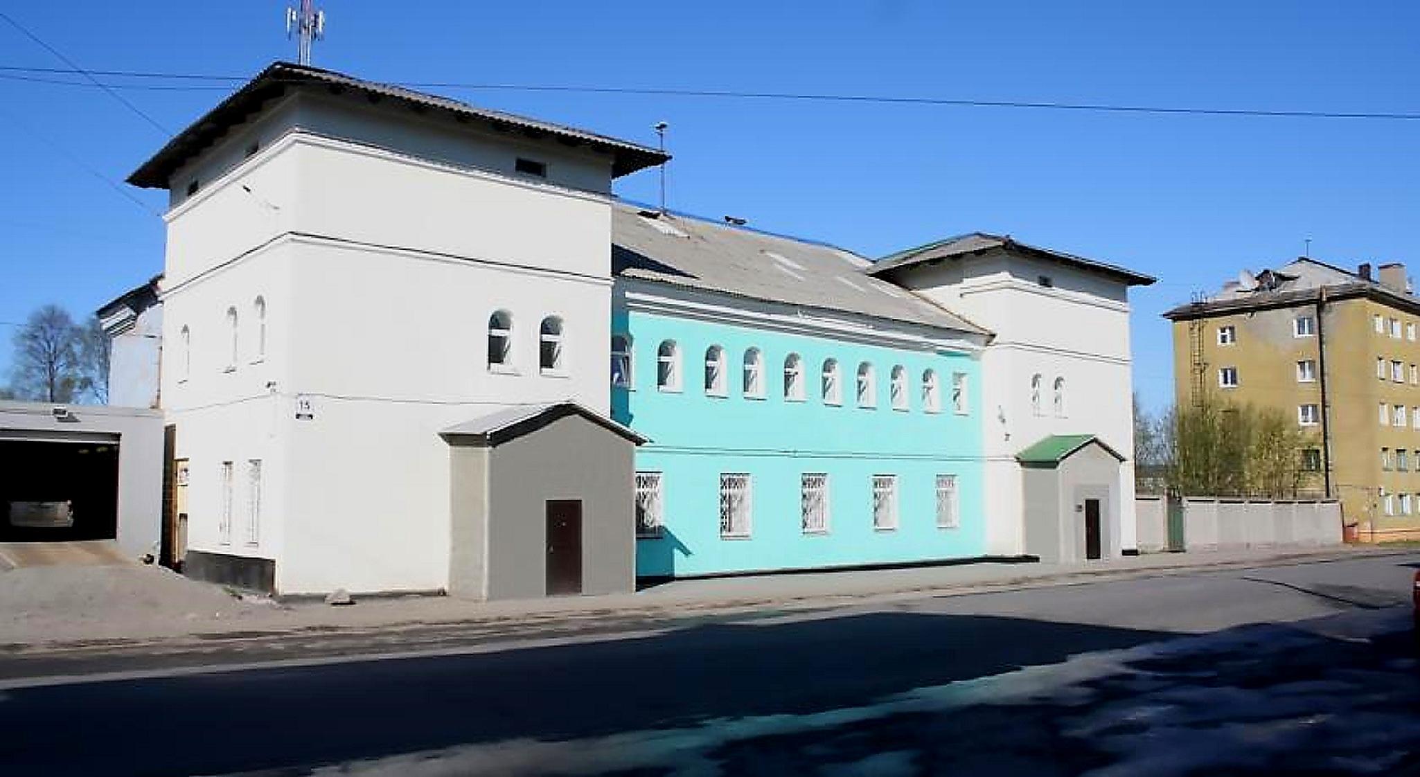 Fiord hotel, Murmansk