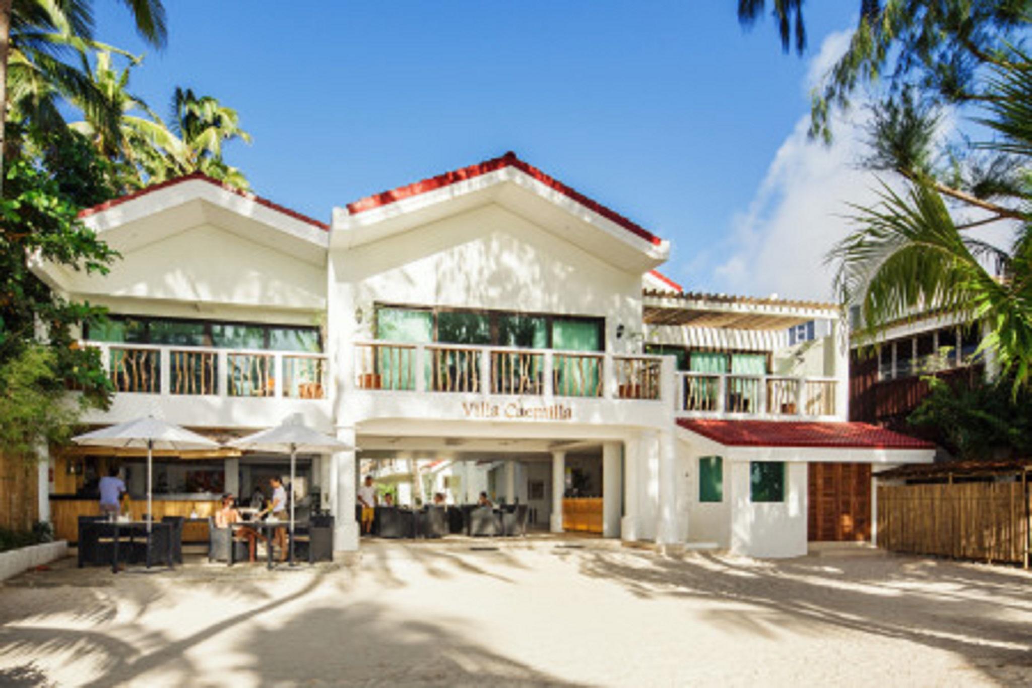 Villa Caemilla Beach Boutique Hotel, Malay