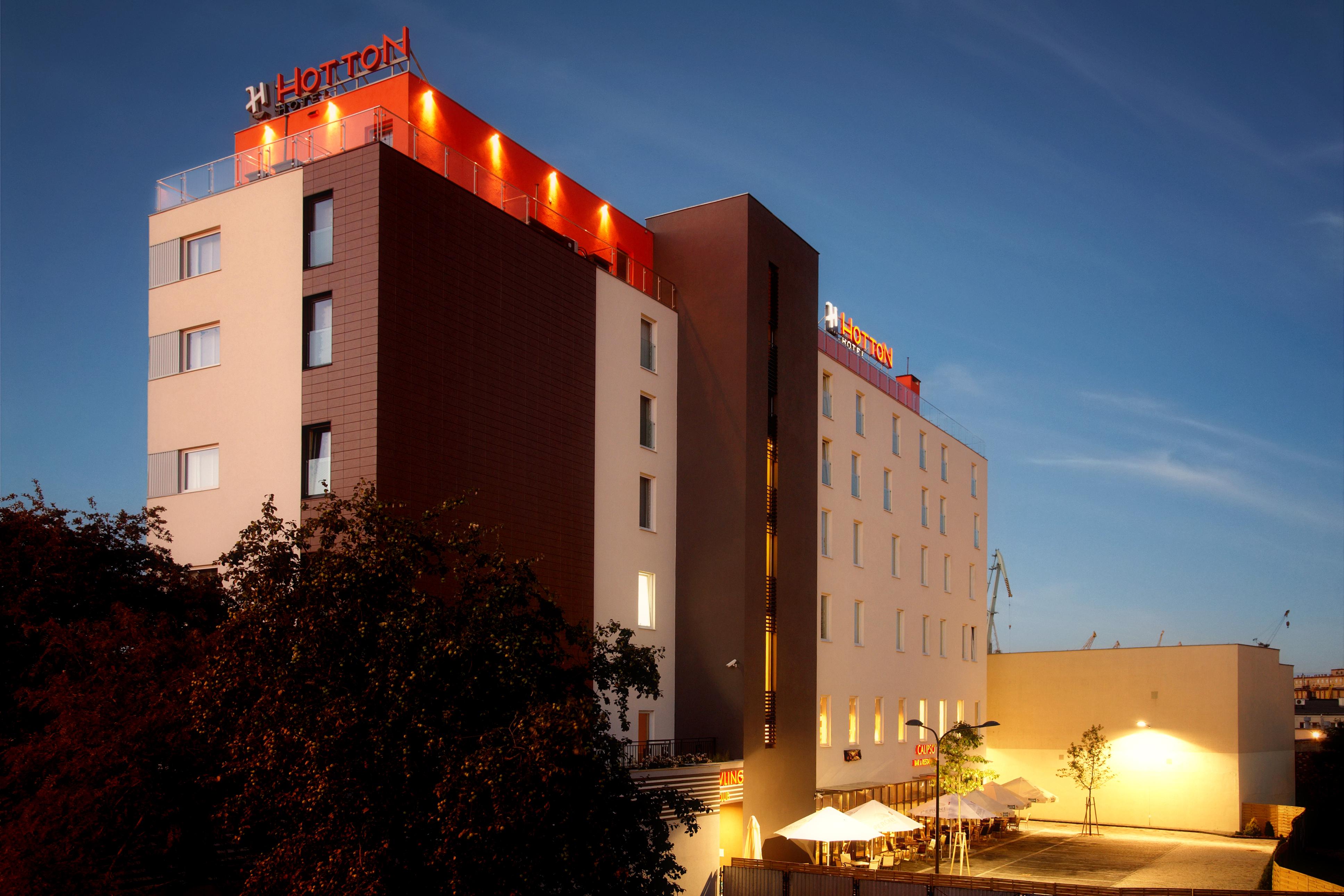 Hotton Hotel, Gdynia
