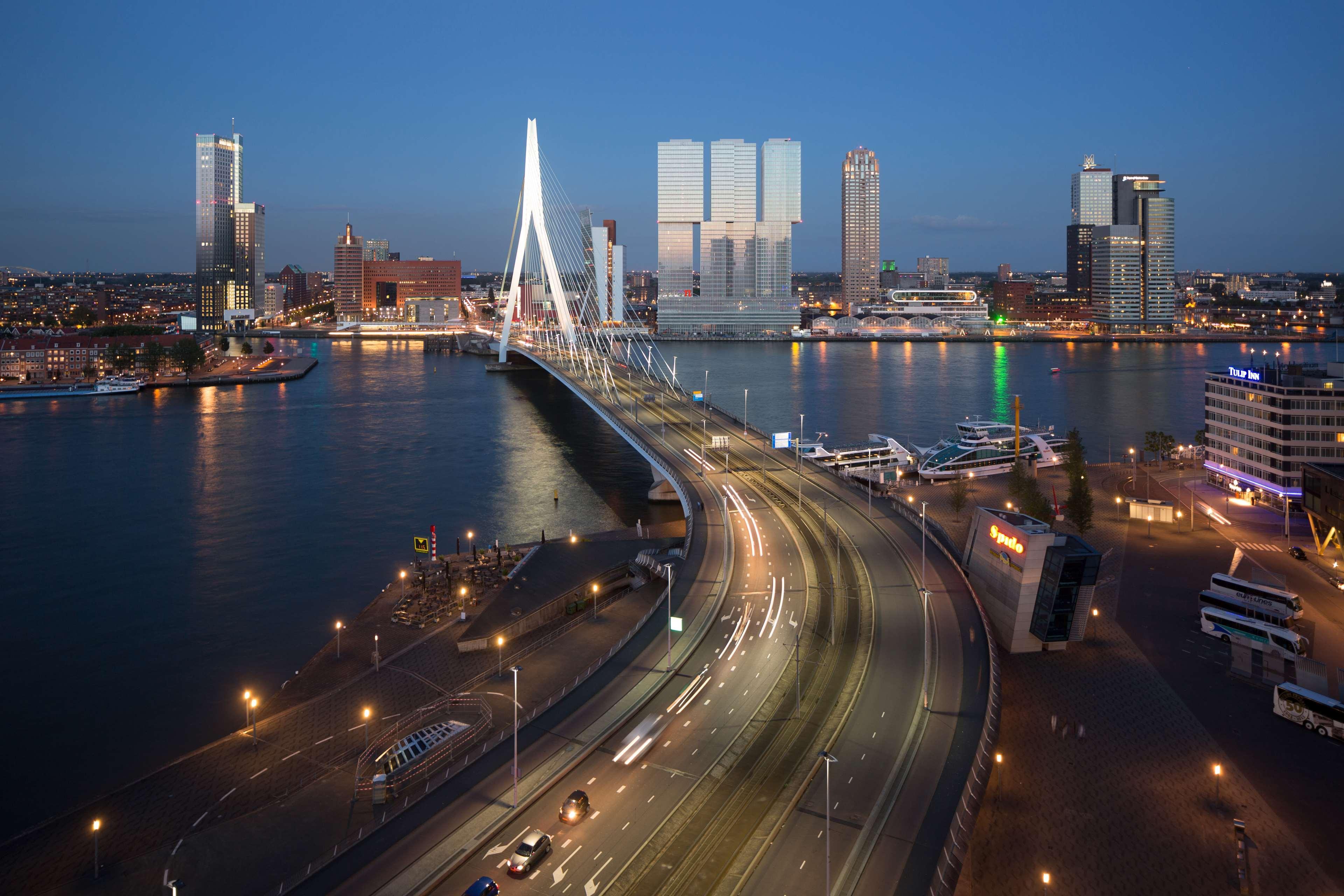 nhow Rotterdam Hotel, Rotterdam