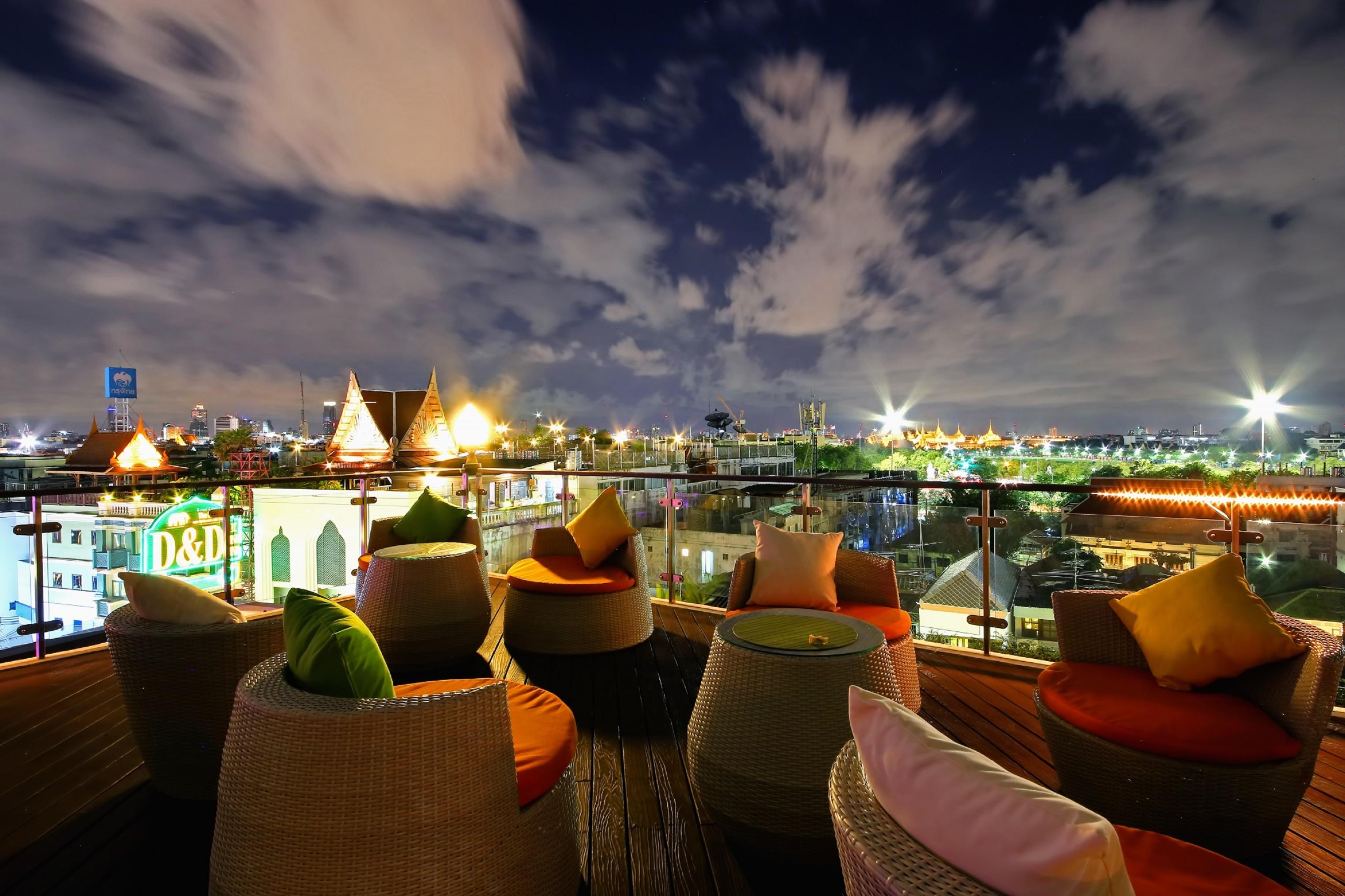 Dang Derm Khaosan, Phra Nakhon
