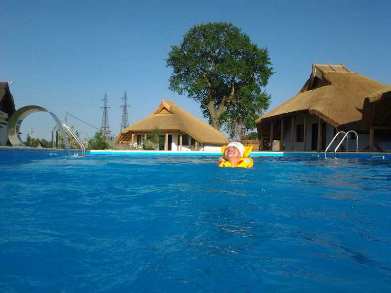 Danube Delta Resort Hotel, Crisan