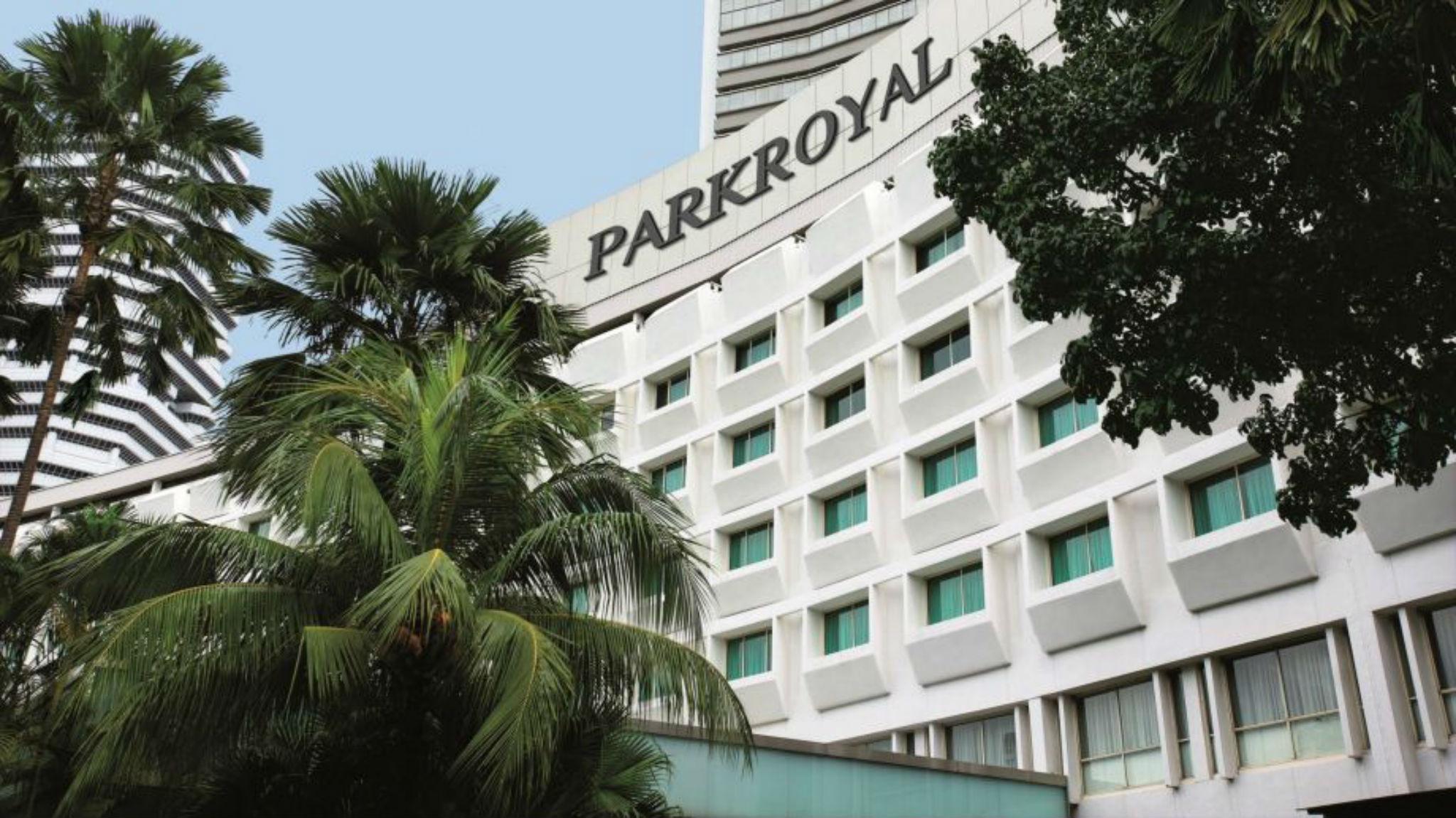 Parkroyal Serviced Suites, Rochor