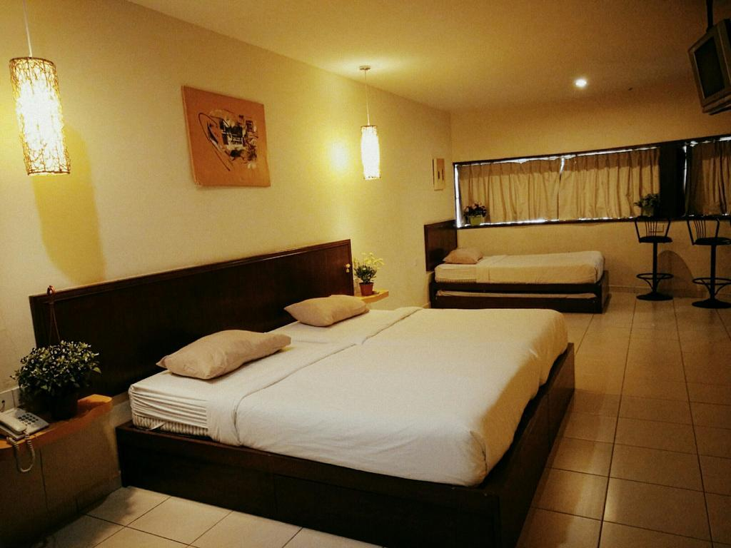 Aldy Thoo Hotel Chinatown, Kota Melaka