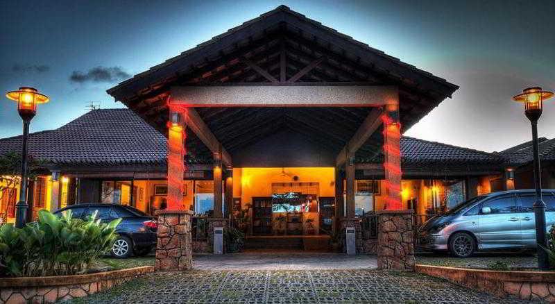 Ulek Beach Resort, Dungun