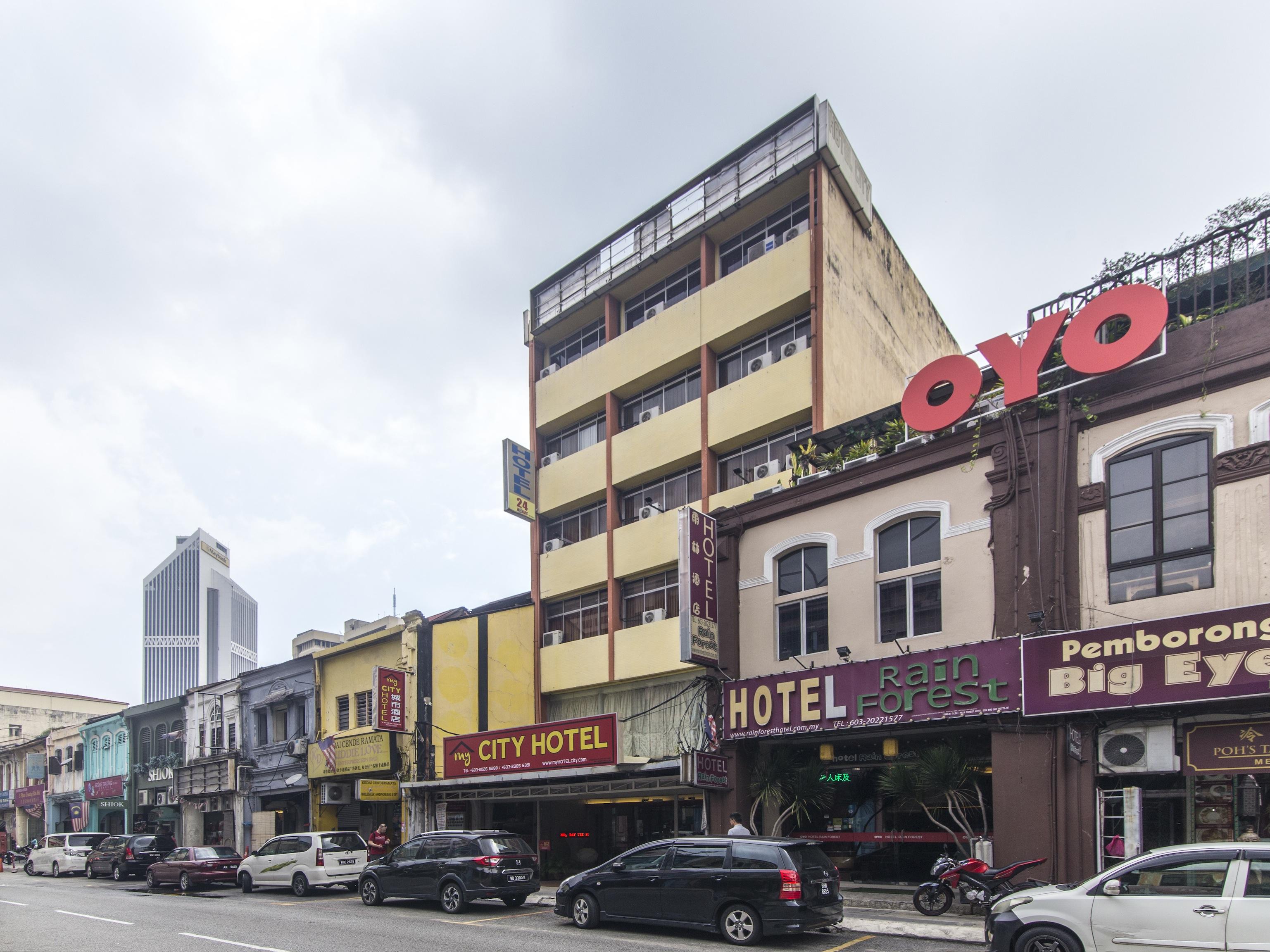 OYO 761 City Hotel, Kuala Lumpur