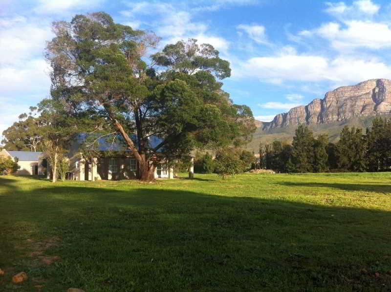 Saronsberg Vineyard Cottages, Cape Winelands