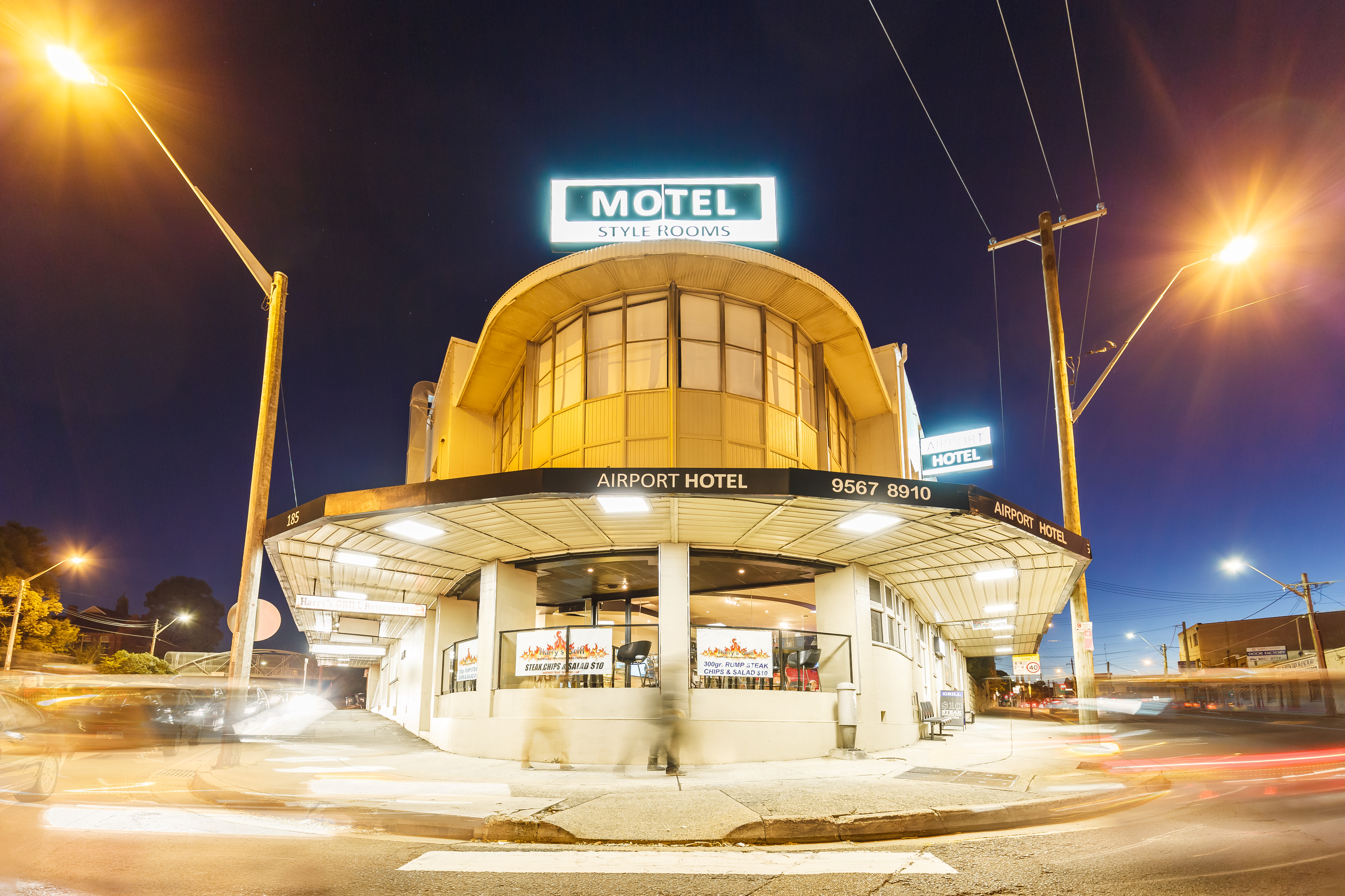 Airport Hotel Sydney, Rockdale
