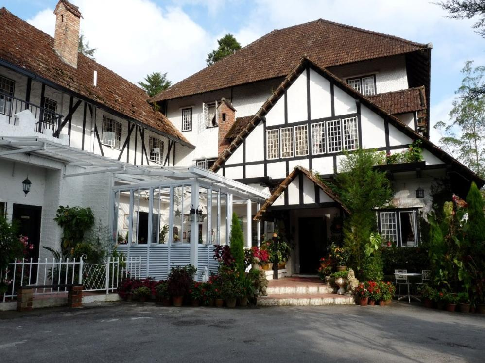 The Smokehouse Hotel, Cameron Highlands