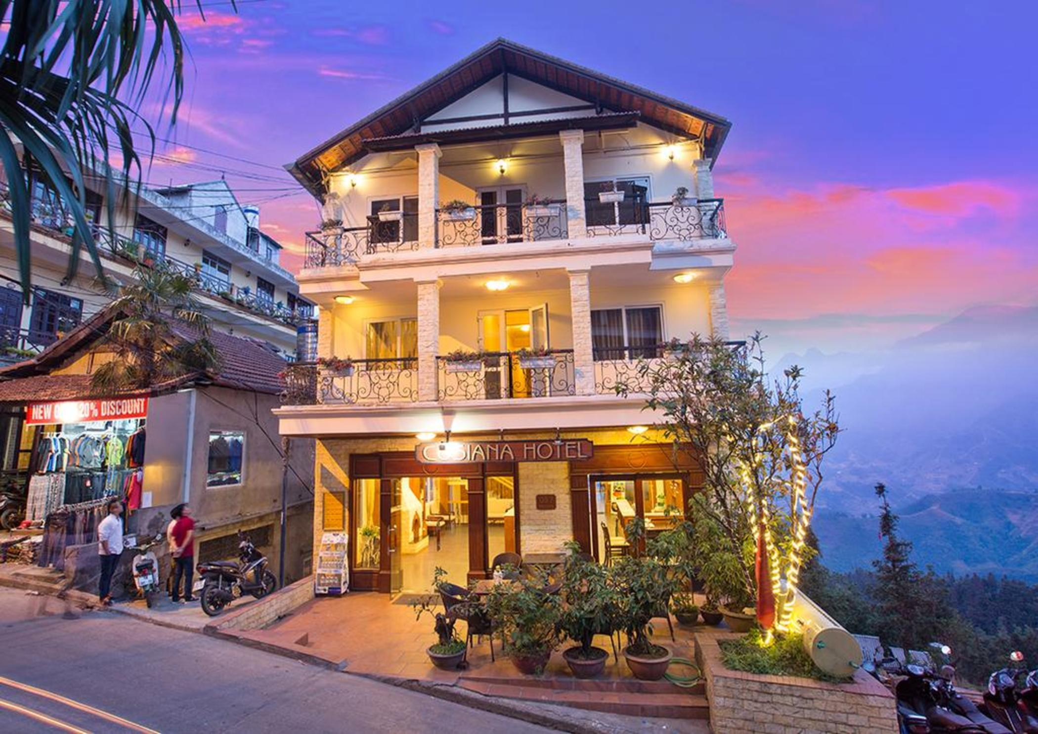 Cosiana Hotel Sapa, Sa Pa