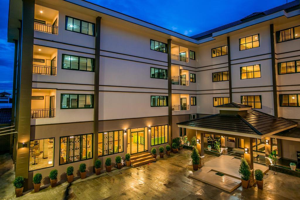 De Hug Hotel & Residence, Muang Chiang Rai