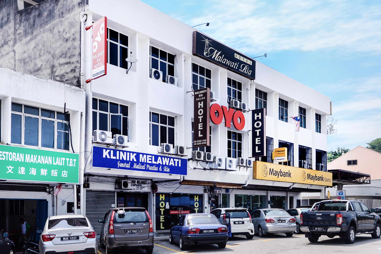 OYO 988 Malawati Ria Hotel, Kuala Selangor