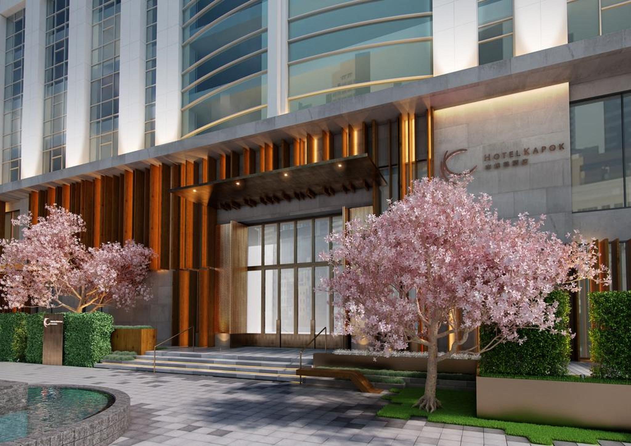 Hotel Kapok Shenzhen Luohu, North
