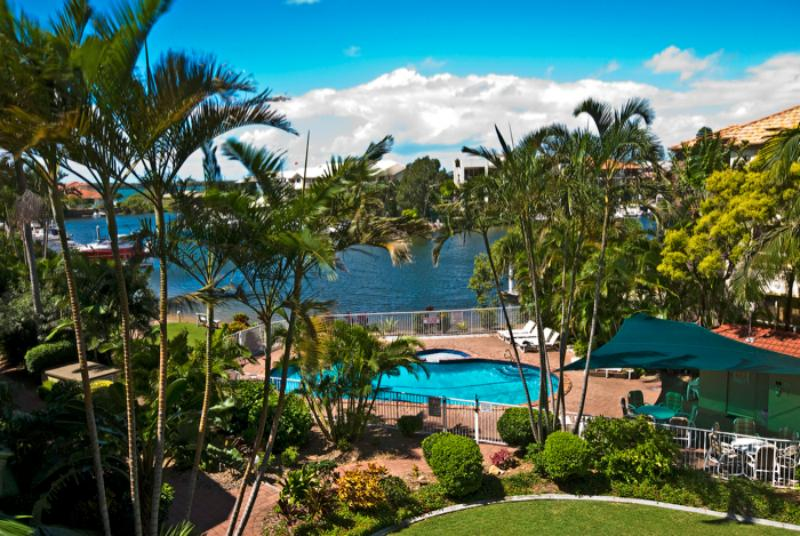 Bayview Waters Apartments, Paradise Point-Runaway Bay